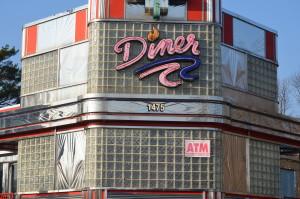 Menlo Park Diner with Decora blocks