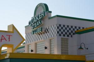 quaker steak and lube restaurant