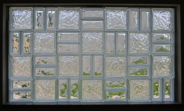 Preassembled Glass Block Windows
