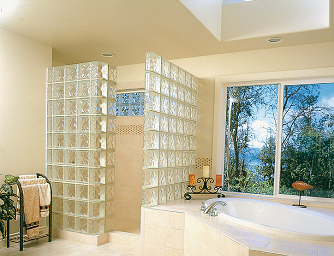 Slider – Residential Glass Block