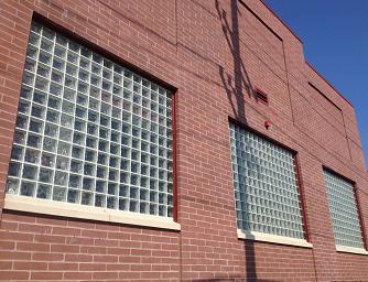 Slider – Commercial Glass Block